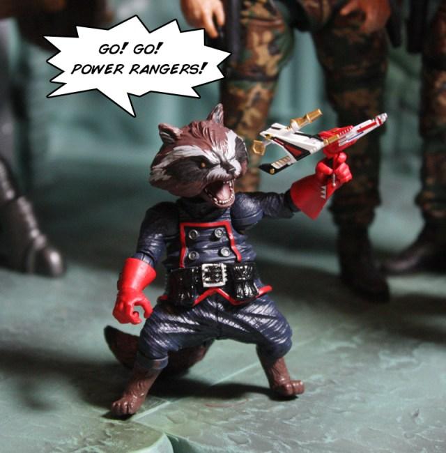 Hasbro Marvel Legends Rocket Raccoon