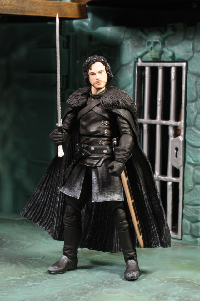 Funko Legacy Game of Thrones Series 1 Jon Snow Review
