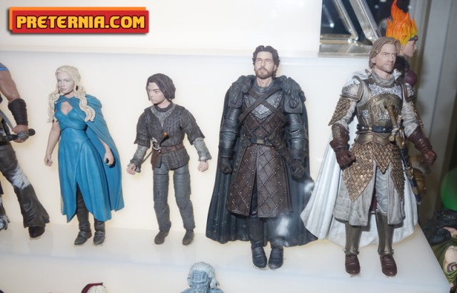 Funko Legacy Game of Thrones Series 2 Toy Fair 2014