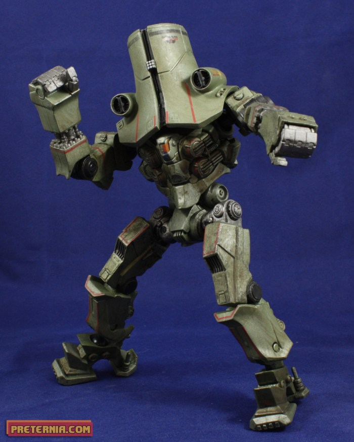 NECA Pacific Rim Series 3 Jaeger Cherno Alpha Review