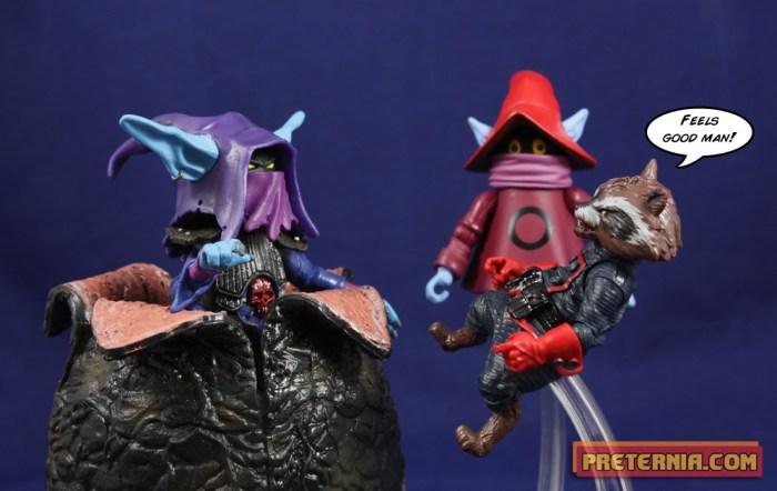 Mattel MOTUC Masters of the Universe Classics Unnamed One Review Gorpo