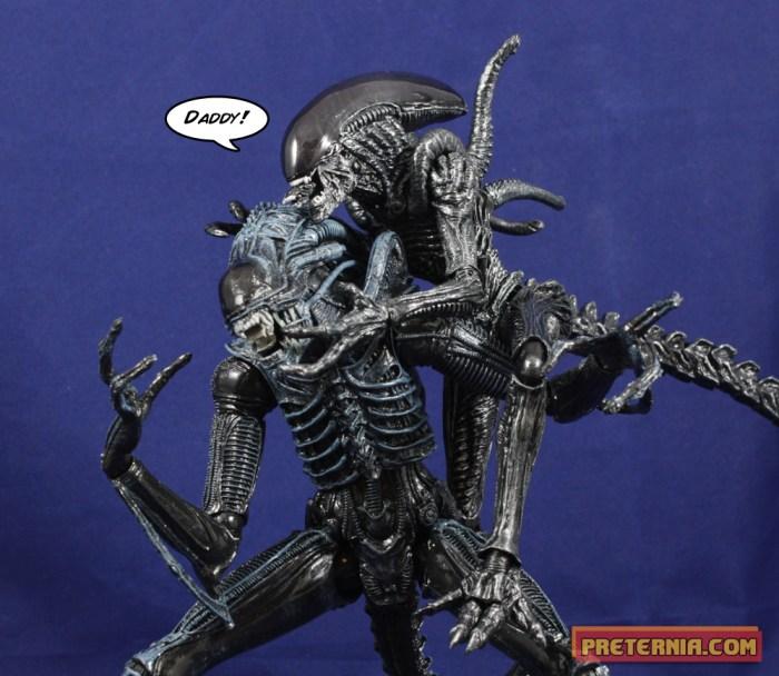 S.H. MonsterArts Alien vs Predator AvP:R Alien Warrior Review