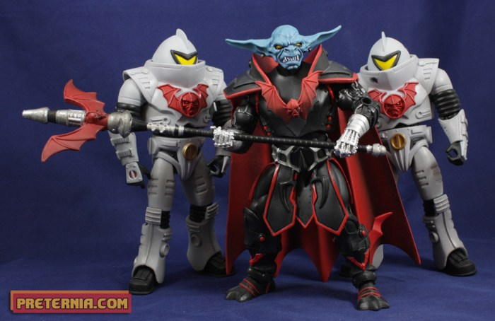 Mattel MOTUC Masters of the Universe Classics Unnamed One Conversion Kit