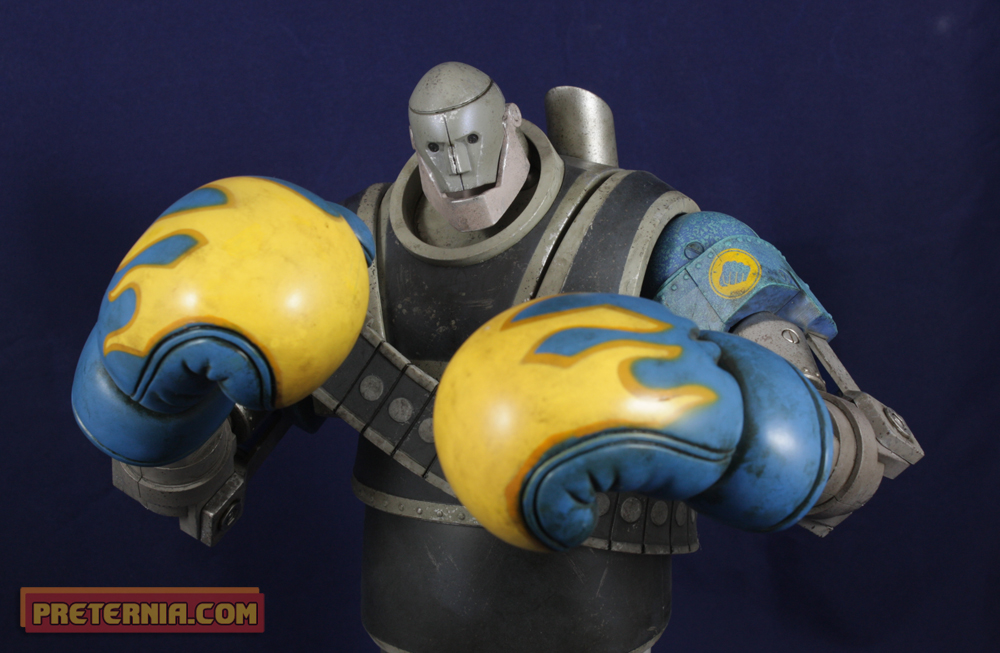 3A Team Fortress 2 1/6 Robot Heavy Review « Preternia