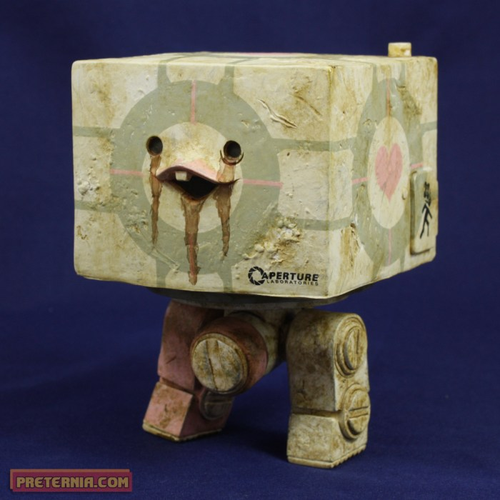 ThreeA 3A Weighted Companion Square Portal