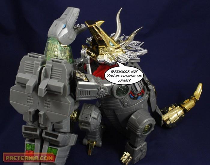 Transformers Fans Toys Scoria Review