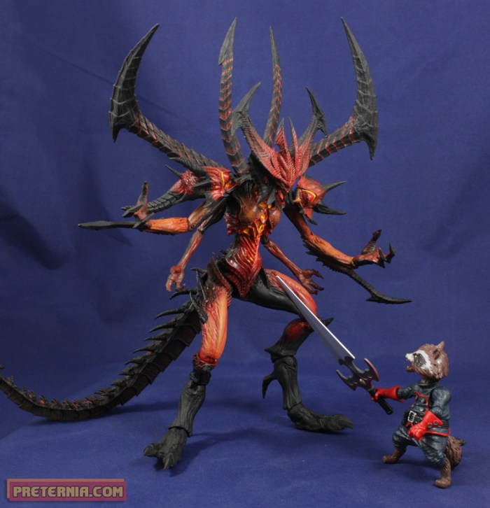 NECA Diablo III Diablo Lord of Terror Review
