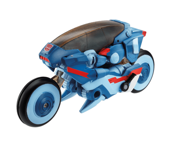 GEN Deluxe Chromia cycle