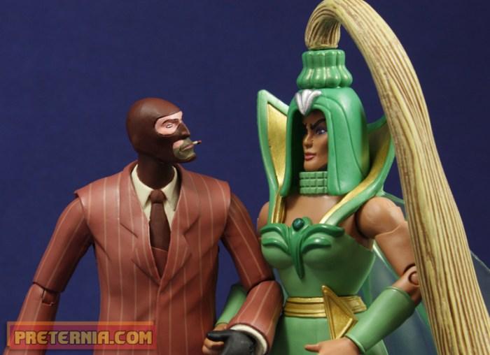 Mattel MOTUC Masters of the Universe Classics Double Mischief Review