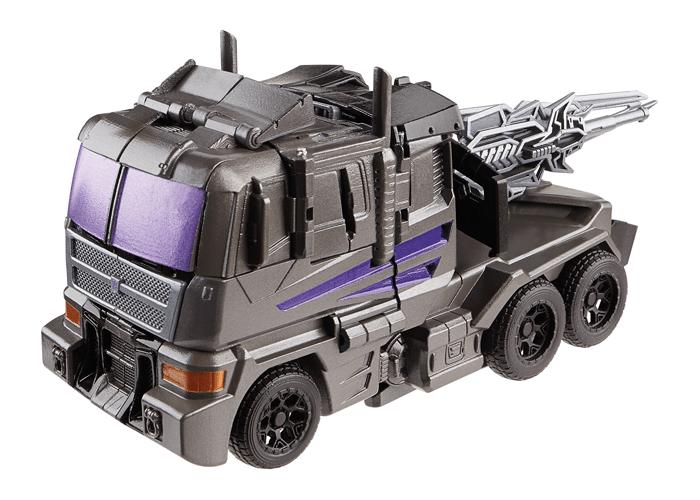 GEN VOYAGER Motormaster Vehicle