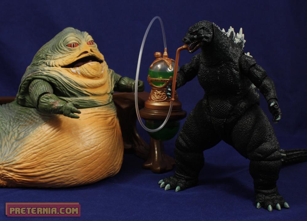 NECA Godzilla 1994 (Godzilla vs SpaceGodzilla) Review ...