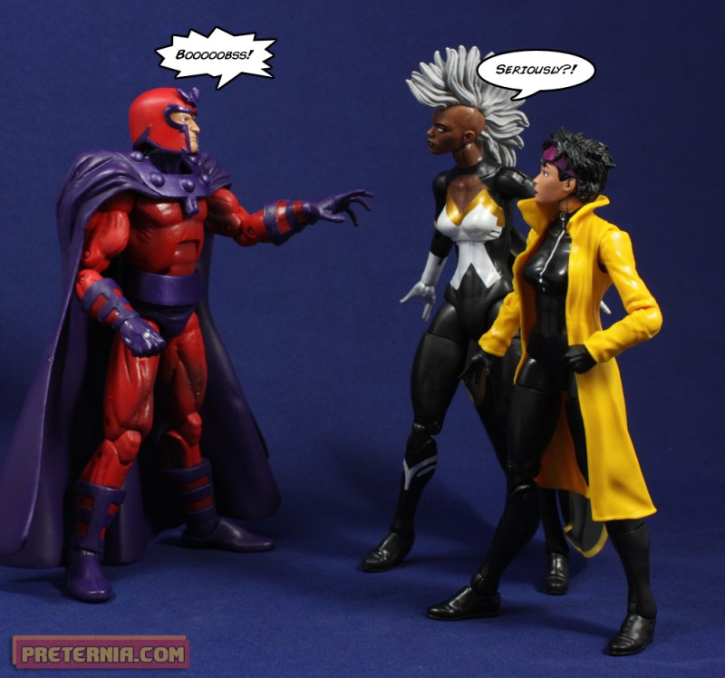 Hasbro Marvel Legends Infinite X-Men Jubilee BAF Build-A-Figure Review