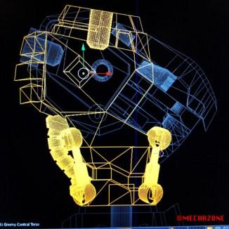 MZ process 03 3D modeling