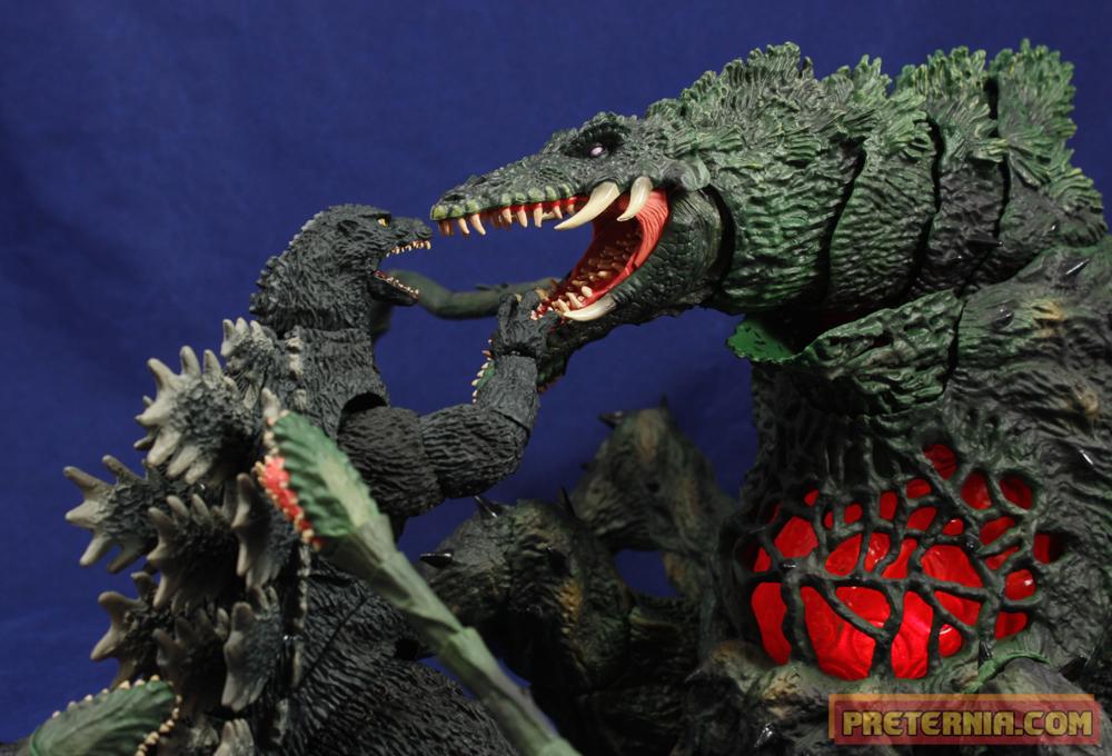 S.H. MonsterArts Rebirth Godzilla Review