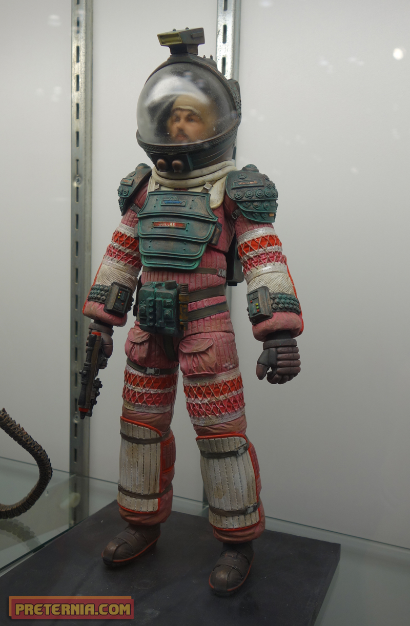 NYCC 2014 NECA Alien Series 4 Dallas