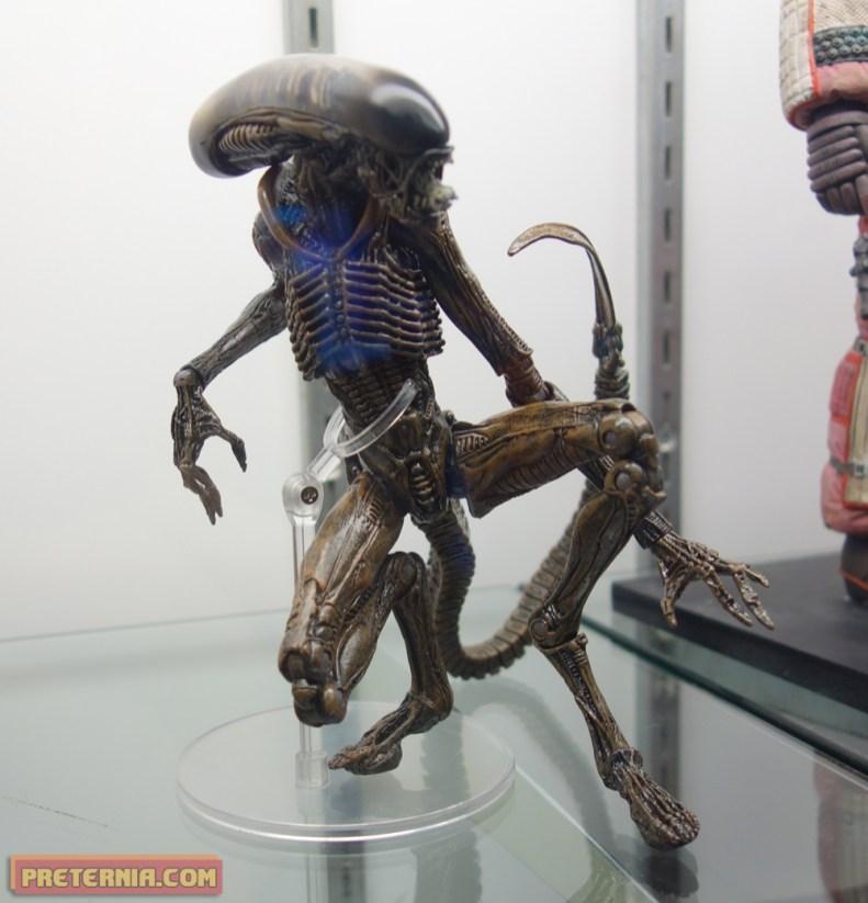 NYCC 2014 NECA Alien Dog Alien