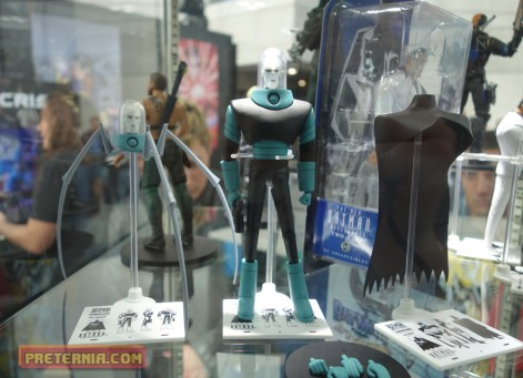 NYCC 2014 DC Collectibles Batman Animated