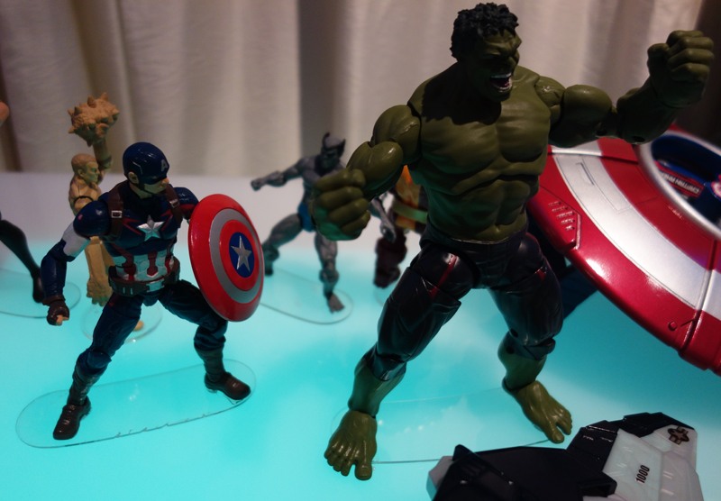 Avengers Age of Ultron Marvel Legends
