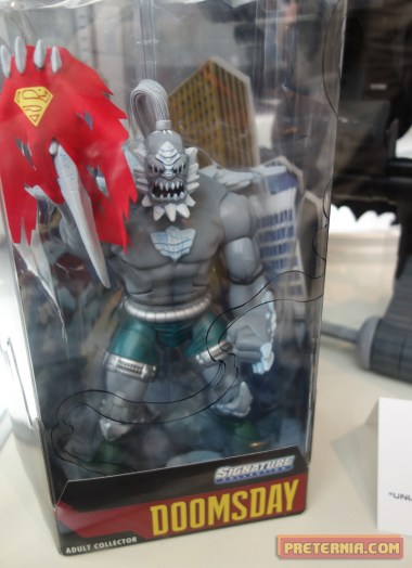 NYCC 2014 DC Collectibles Mattel Doomsday