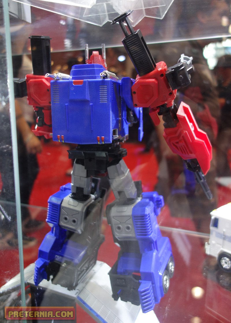 NYCC 2014 Third Party Transformers