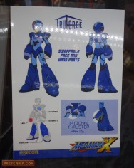 NYCC 2014 TruForce Megaman X