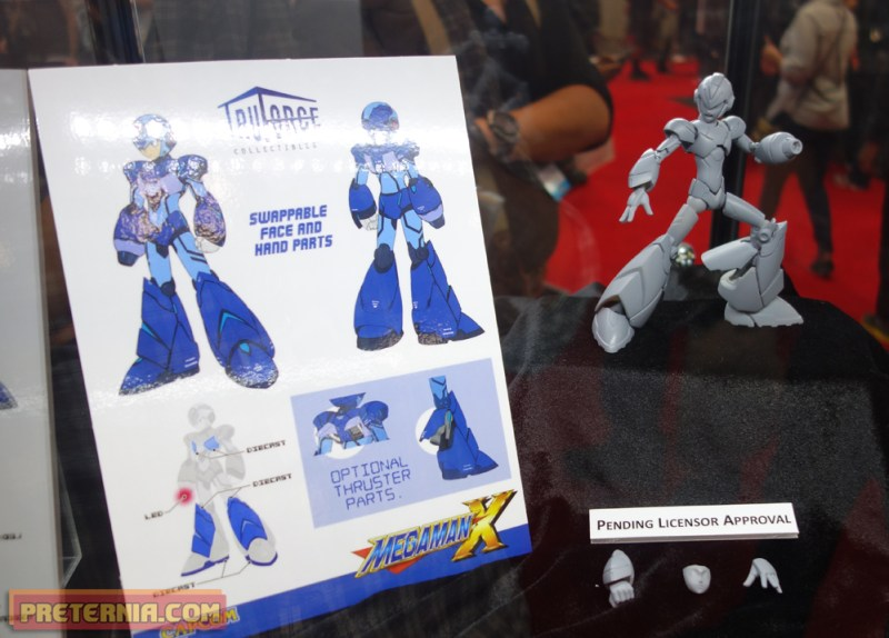NYCC 2014 TruForce Megaman X