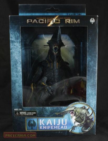 NECA Pacific Rim TRU Exclusive Clean Knifehead