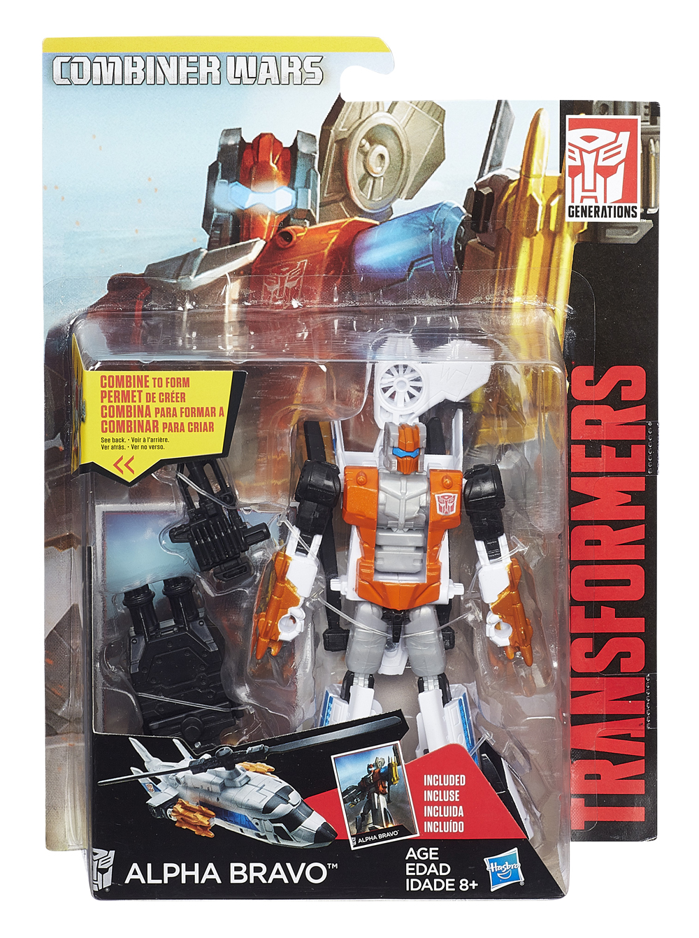 Hasbro Transformers Combiner Wars Official Pics