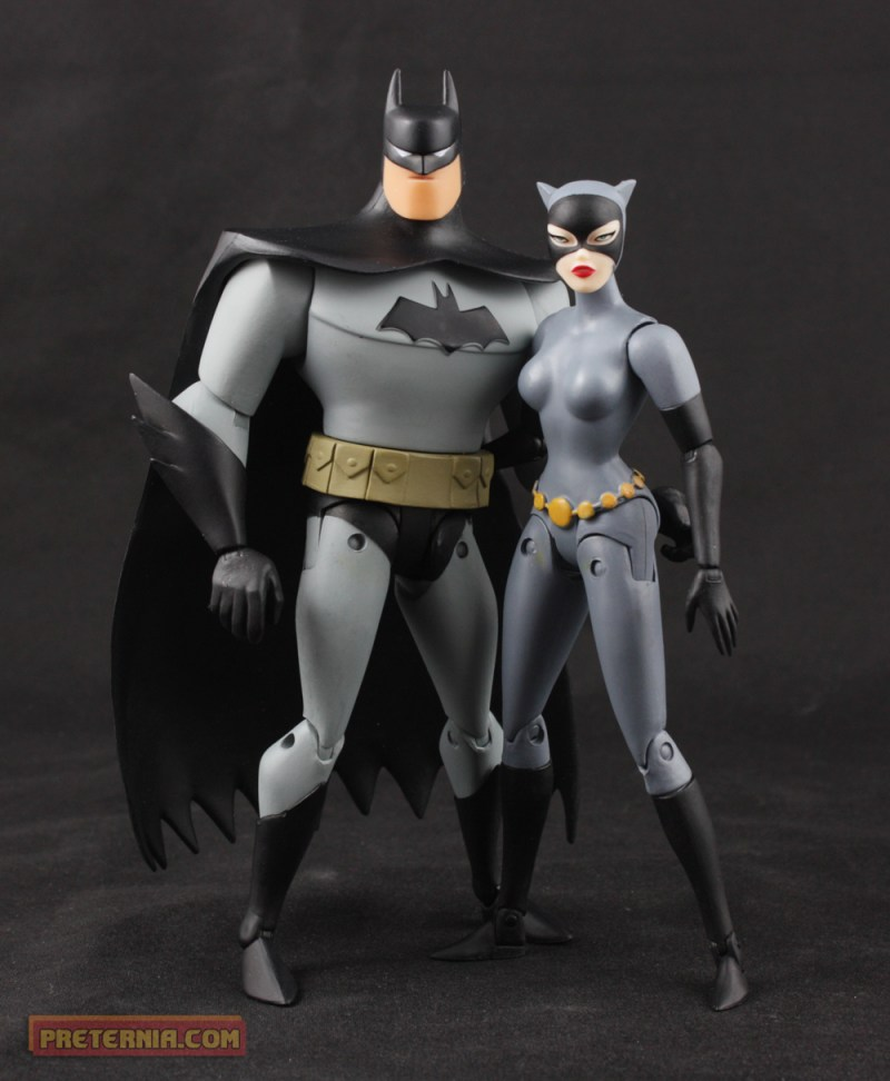 DC Collectibles Batman the Animated Series Catwoman