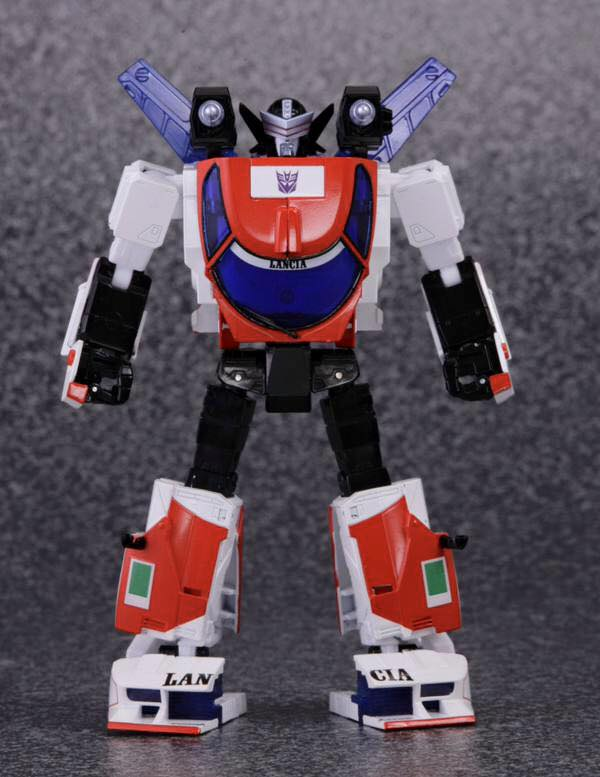 Takara TOMY Transformers Exhaust MP-23
