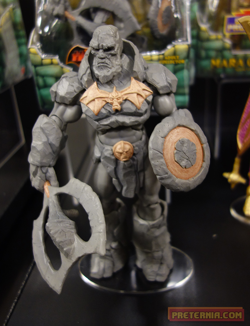 Toy Fair 2015 Mattel MOTUC 200x Calix