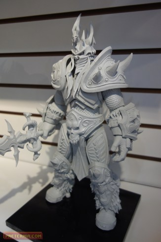 NECA Blizzard Heroes of the Storm Arthas Toy Fair 2015