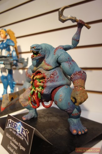 NECA Blizzard Heroes of the Storm Stitches Toy Fair 2015