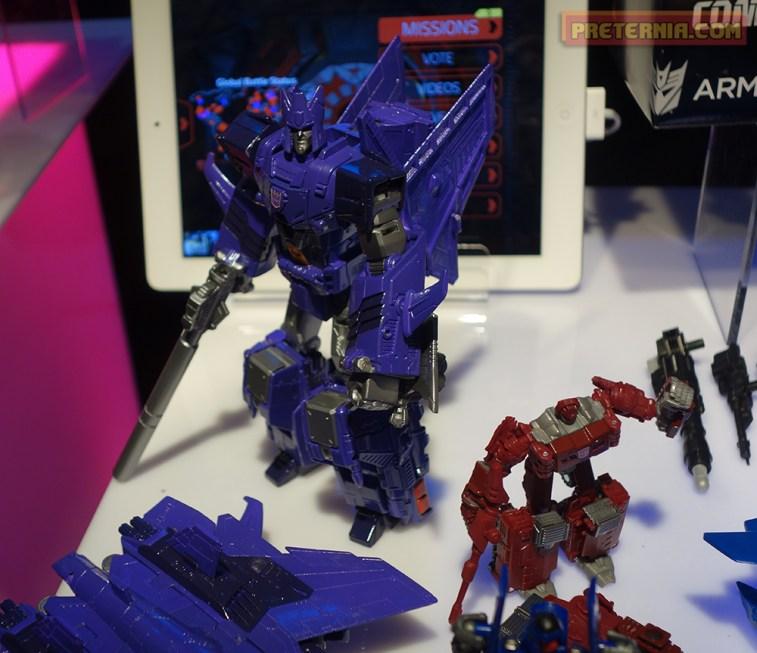 Toy Fair 2015 Hasbro Transformers Cyclonus