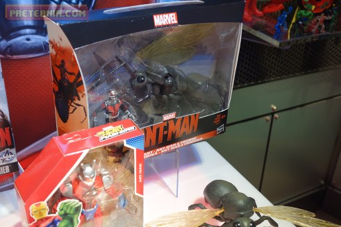 Toy Fair 2015 Hasbro Marvel Legends