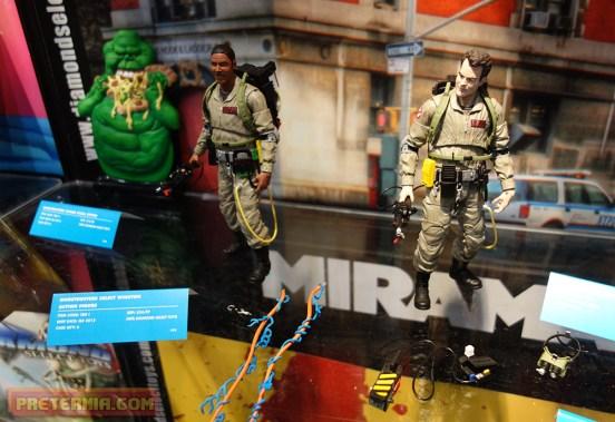 Toy Fair 2015 Diamond Select Ghostbusters