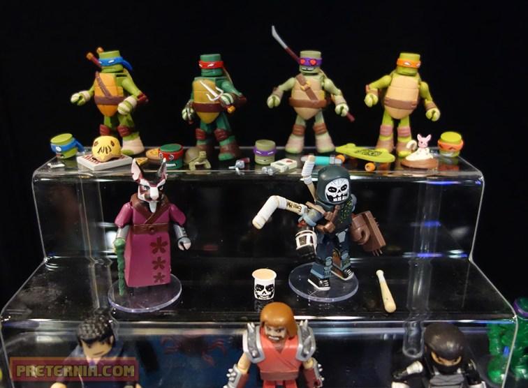 Toy Fair 2015 Diamond Select TMNT