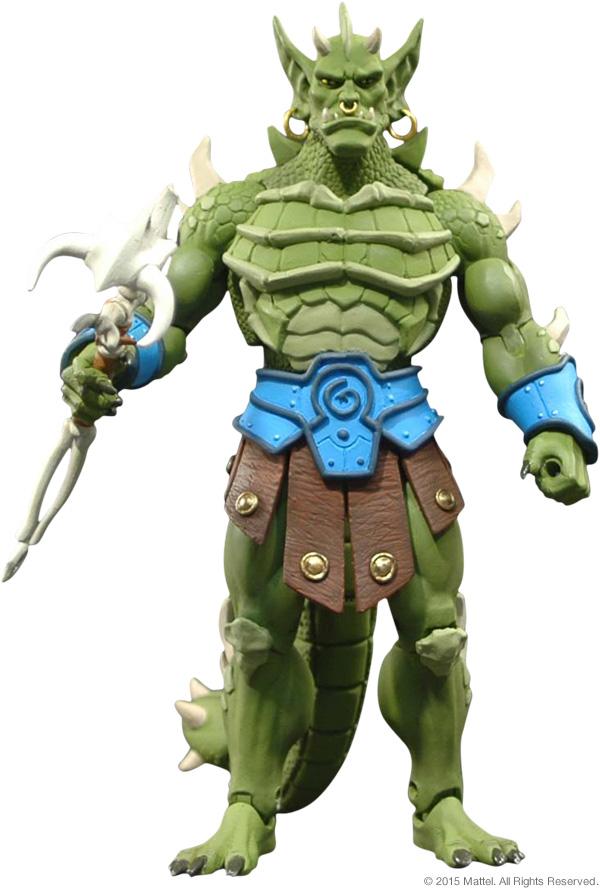 Toy Fair 2015 Mattel MOTUC 200x Ceratus