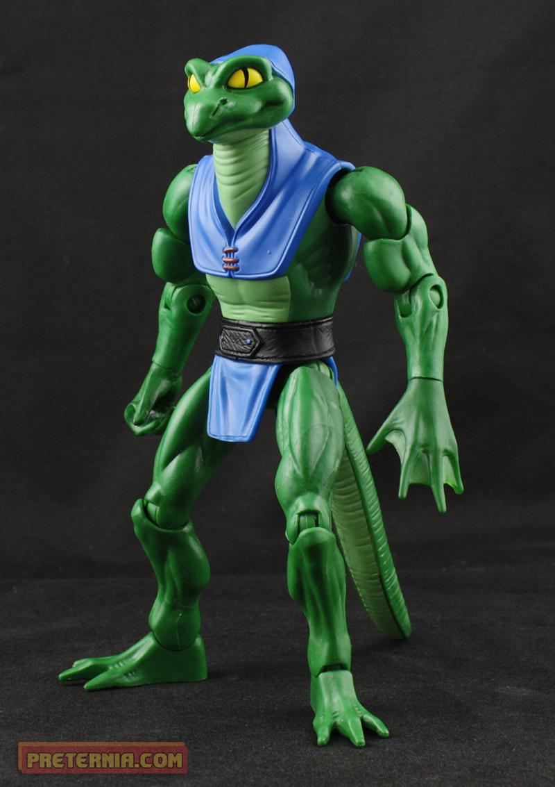 Mattel MOTUC Lizard Man