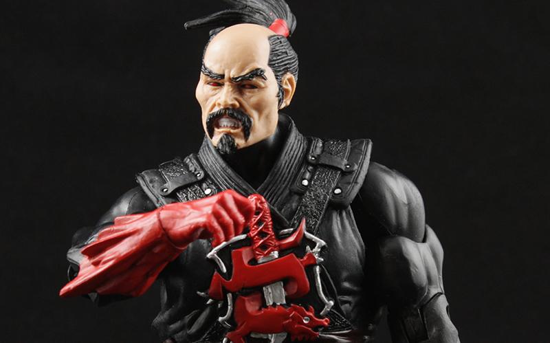 Mattel MOTUC Ninja Warrior Ninjor