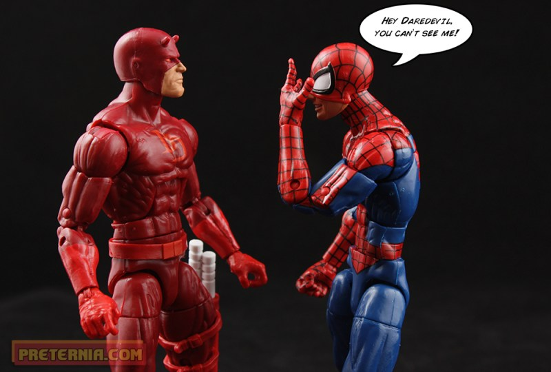 Hasbro Marvel Legends Infinite Pizza Spider-Man