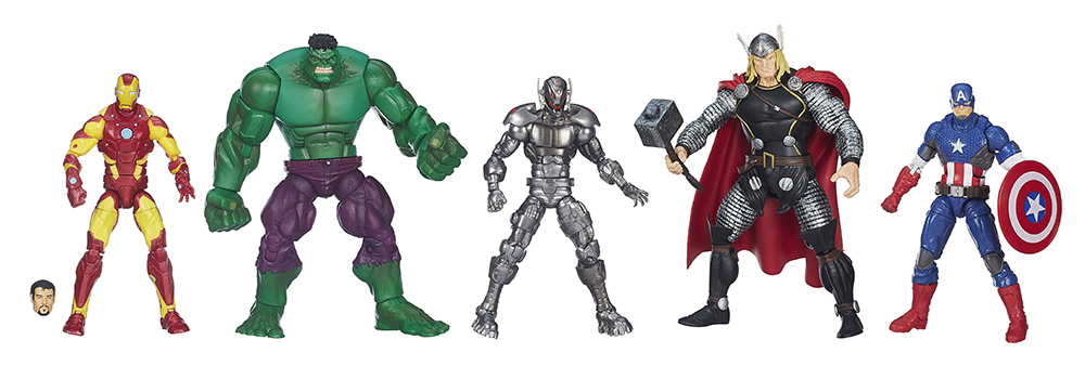 Marvel Legends Avengers 5-Pack EU Disney