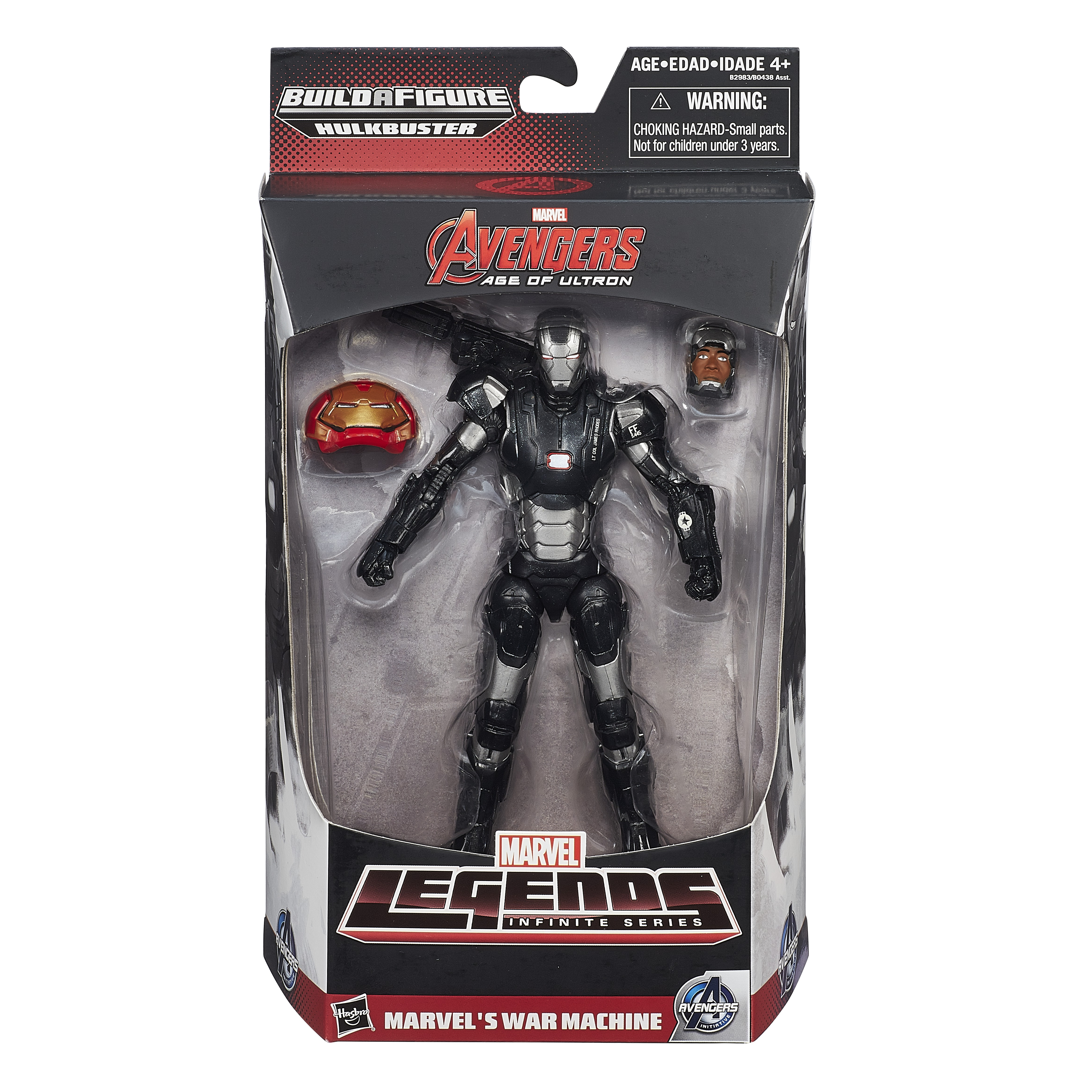 Hasbro Marvel Legends Hulkbuster Series