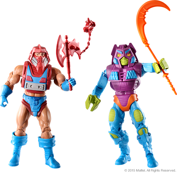 Mattel SDCC 2015 MOTUC Exclusive