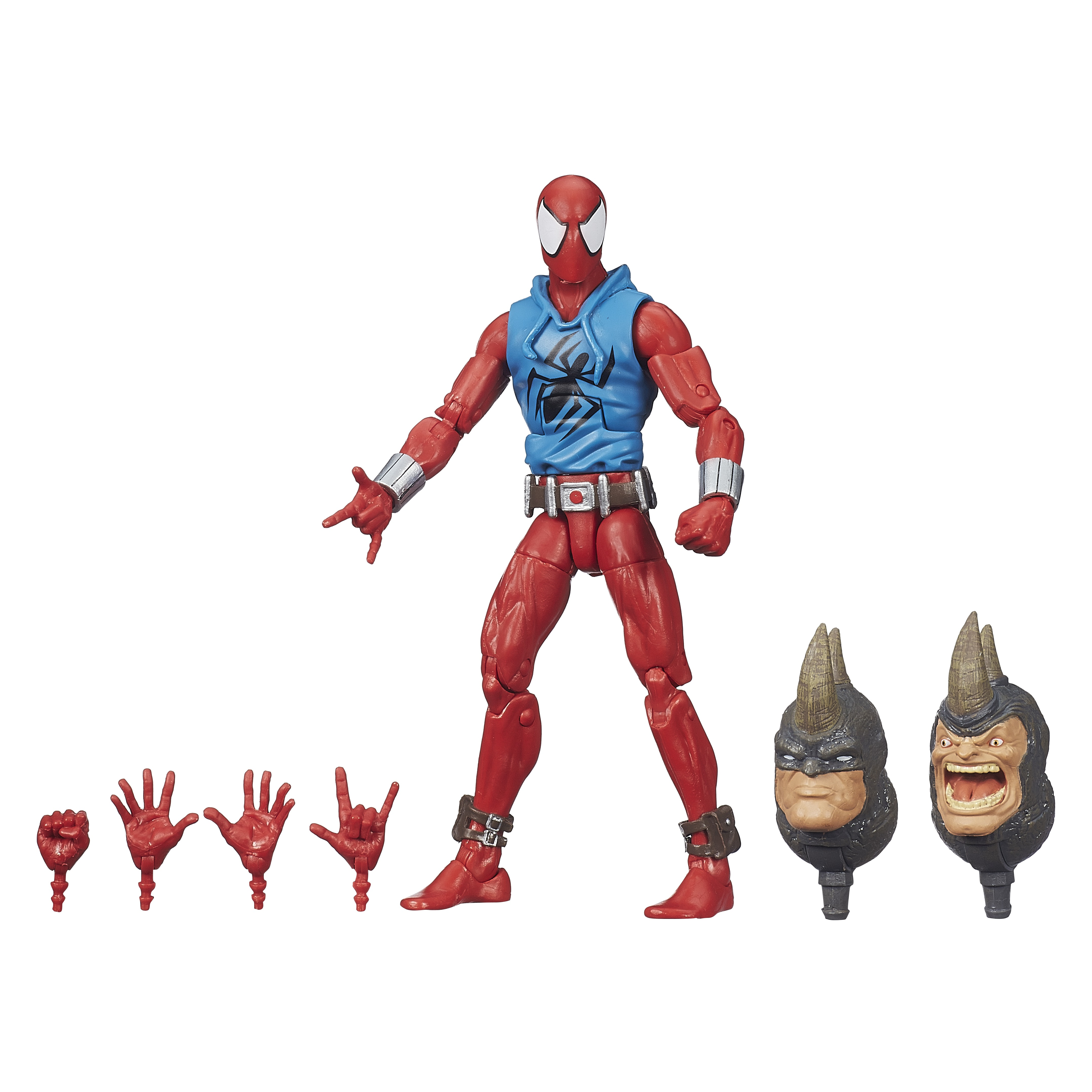 Hasbro Marvel Legends Spider-Man Rhino Series
