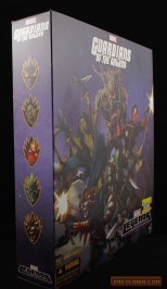 Marvel Legends Guardians of the Galaxy Box Set Exclusive