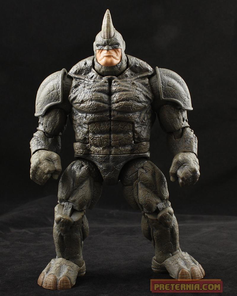 Hasbro Marvel Legends Rhino Build-A-Figure