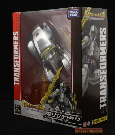 Takara Transformers LG 15 Nightbird Shadow