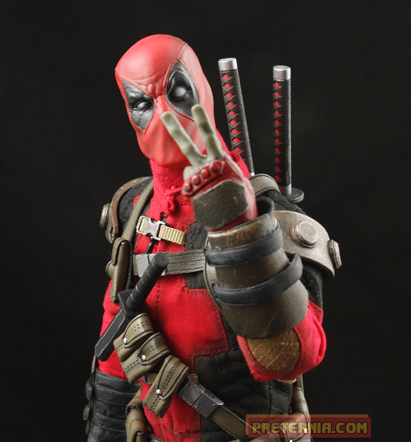 Sideshow 1/6 Deadpool Exclusive