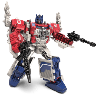 Generations Leader Class Powermaster Optimus Prime